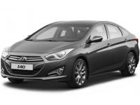 Коврики EVA Hyundai i40 2011 - н.в