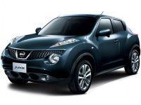 Коврики EVA Nissan Juke (2010-2019) 2WD
