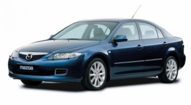 Коврики EVA Mazda Atenza (правый руль) седан 2002 - 2008