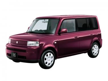 Коврики EVA Toyota BB I 2000 - 2005