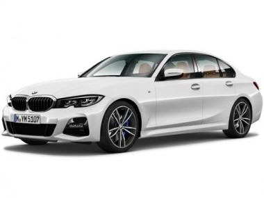 Коврики EVA BMW 3 серия VII (G2x) 2018 - н.в