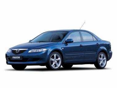 Коврики EVA Mazda 6 (GG) 2002 - 2008 (седан)