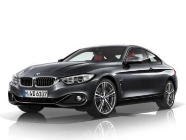 Коврики EVA BMW 4 (F32)  2013 - н.в