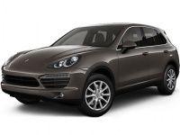 Коврики EVA Porsche Cayenne (958) 2010 - 2018