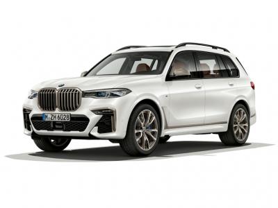 Коврики EVA BMW X5 (G05) 2018 – н.в.